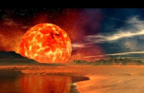 Нибиру подкралась к Солнцу: неизвестный объект в небе поразил жителей Индии