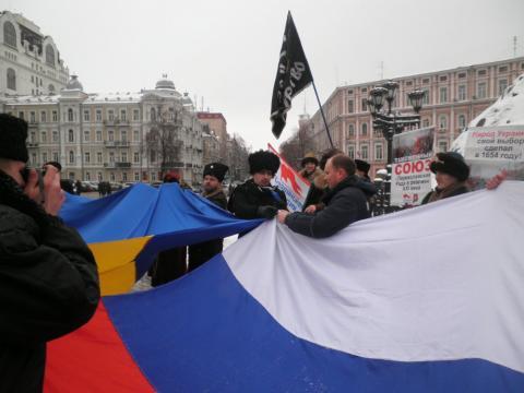 """Жители Украины готовят повторение """"крымского сценария"""" в стране"""