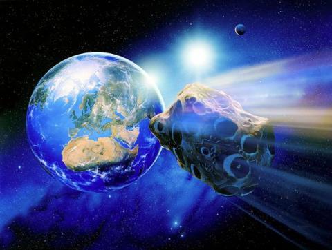НАСА бьет тревогу: огромный астероид направляется к нашей планете, угрожая стереть человечество с лица Земли