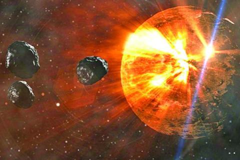 Нибиру ударит по Земле в 2033 году – дату Апокалипсиса расшифровали в Священном Писании