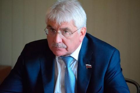 В Госдуме отреагировали на заявление спецпредставителя США о возможных поставках оружия на Украину