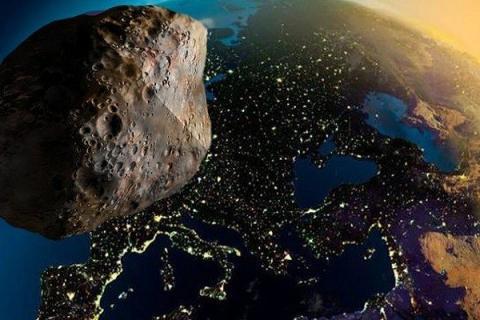 КЗемле несется огромный астероид и 7 марта будет на месте