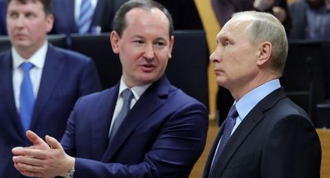 Путин и Ливинский