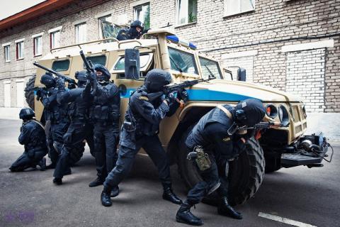 В Ставрополье ликвидировали боевиков, которые готовили теракт