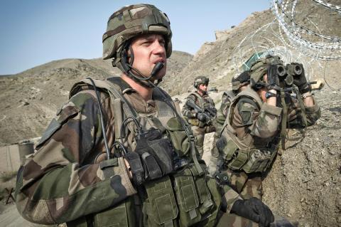 Слабость армии ЕС указали в США