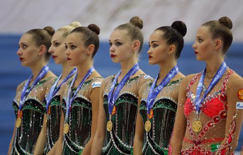 Чемпионат мира по художественной гимнастике 2017 в Пезаро: результаты и итоги в медальном зачете ЧМ