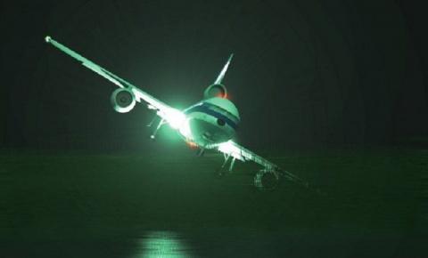 Самолет-призрак в небе над Великобританией в очередной раз напугал очевидцев