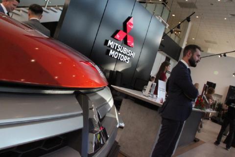 В Ростове заработал новый дилерский центр Mitsubishi