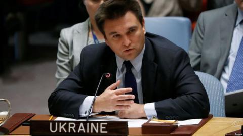 Климкин заявил, что Россия находится в глубокой изоляции
