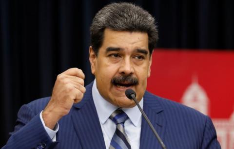 Американских дипломатов вышлют из Венесуэлы: Мадуро обвинил США в поддержке госпереворота