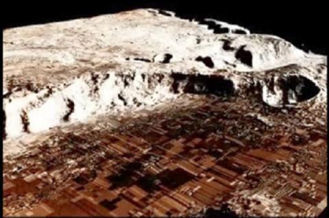 Руины огромного города обнаружены на Марсе: сенсационное видео доказывает наличие древней инопланетной жизни