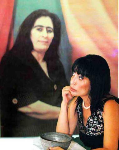 Азербайджанская провидица Малахат Назарова назвала точную дату страшных событий в мире и встречи с инопланетянами