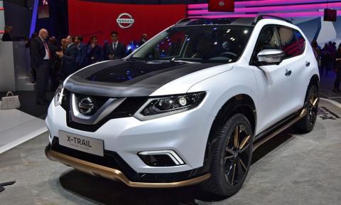 Внешность обновленного Nissan X-Trail рассекречена в Сети