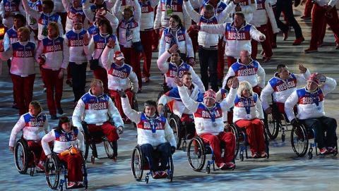 Паралимпийцы под вопросом