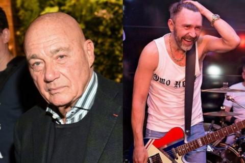 Познер и Шнуров