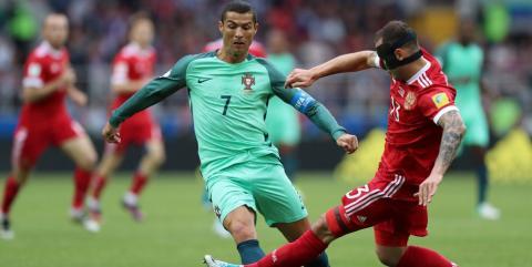 «Россия - Португалия» 21 июня 2017: счет матча, голы, как сыграли - видео