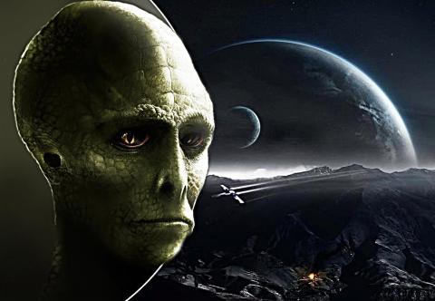 На Марсе появились вооруженные инопланетяне – исследователь