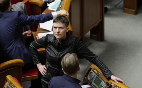 савченко, верховная рада, украина, новости украины
