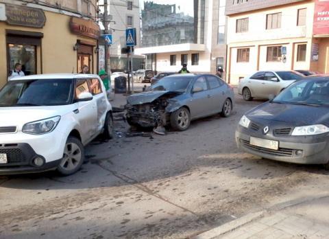 ДТП в Астрахани