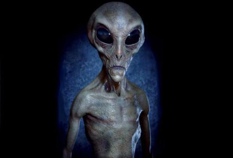 В Кургане появились инопланетяне – очевидцы