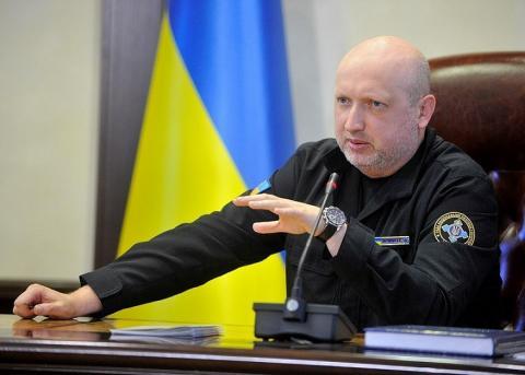 Турчинов: военное положение может ограничить права граждан Украины