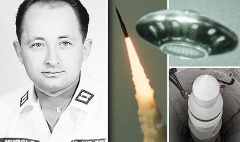 Ядерный потенциал Земли под контролем инопланетян: бывший сотрудник  ВВС США признался, что НЛО уничтожил ракеты во время испытаний