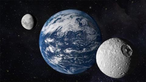 Кроме Луны у Земли есть другие опасные спутники