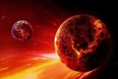Опасное приближение Планеты Х к Земле показали на видео ученые НАСА