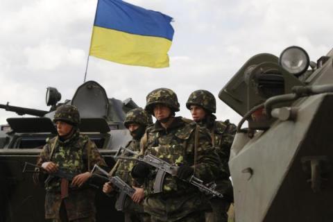 Украина готовит армию отвечать на агрессию России