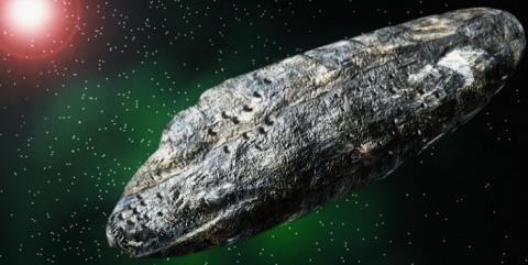 Астероид Оумуамуа может являться частью древнего космического аппарата, считают астрофизики