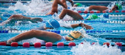 Юную спортсменку лишили победы из-за слишком откровенного купальника