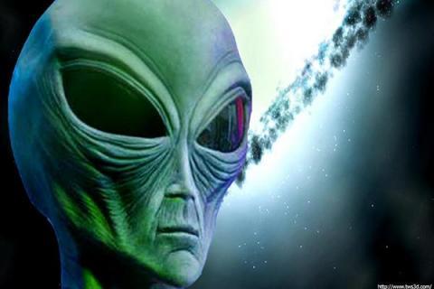 В Мексике божество с лицом инопланетянина подтверждает контакт Майя с пришельцами