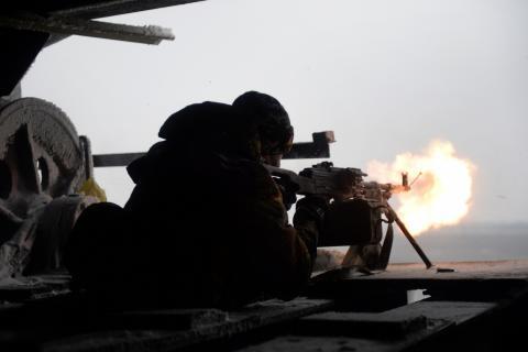 Украинская армия попыталась прорваться в районе Коминтерново, около 30 погибших