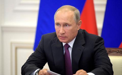 Владимир Путин сообщил об угрозе в Донбассе и предупредил НАТО