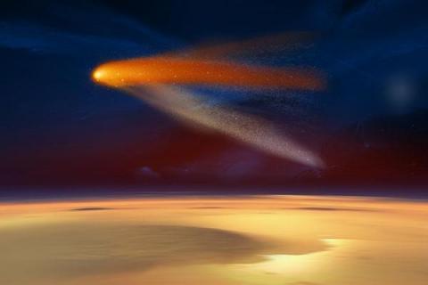 Огромный кровавый НЛО над Батайском взволновал местных жителей