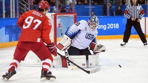 Разгром сборной США по хоккею: американский вратарь ошарашил мир заявлением, в котором раскрыл секрет победы РФ