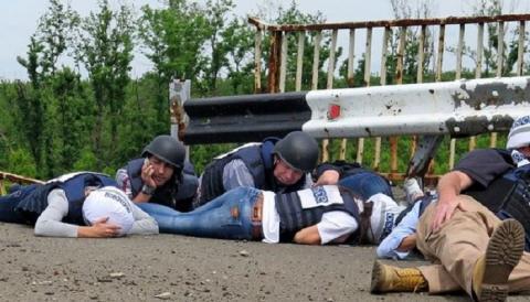ОБСЕ на Донбассе