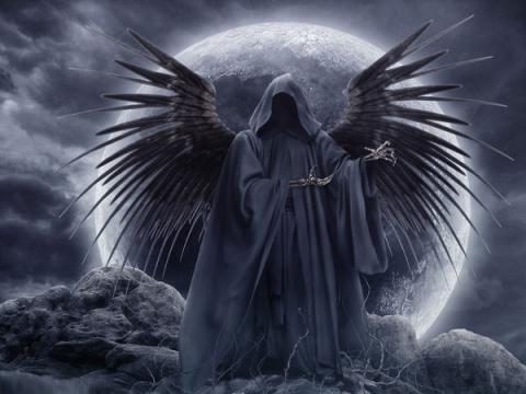 Демона из ада сфотографировали в английском пабе охотники за привидениями