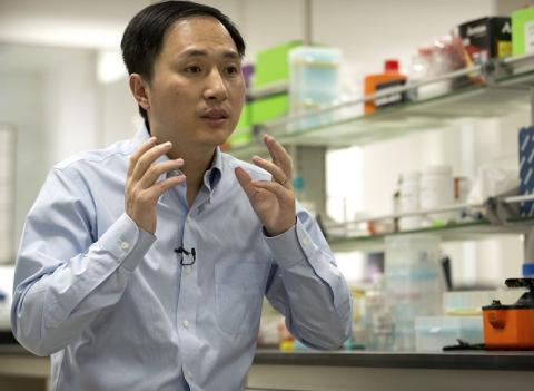 Китайскому ученому, экспериментировавшему с ДНК детей, грозит смертная казнь