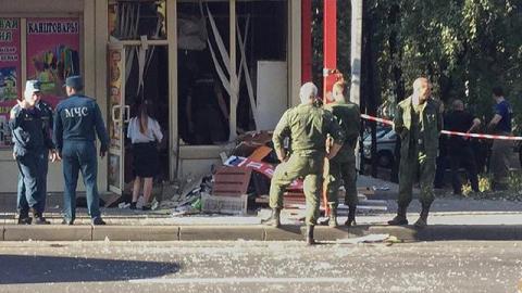 В Донецке прогремел взрыв, стали известны подробности