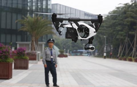 В Японии запретили полеты дронов вблизи объектов Олимпиады-2020