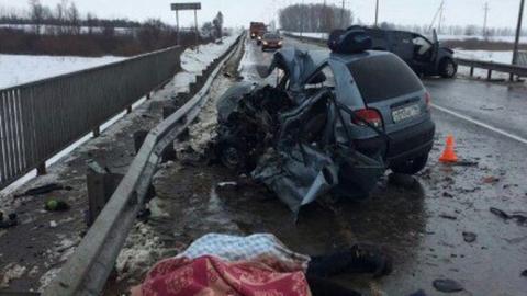 ДТП в Татарстане: двое взрослых и ребенок погибли по вине пьяного водителя