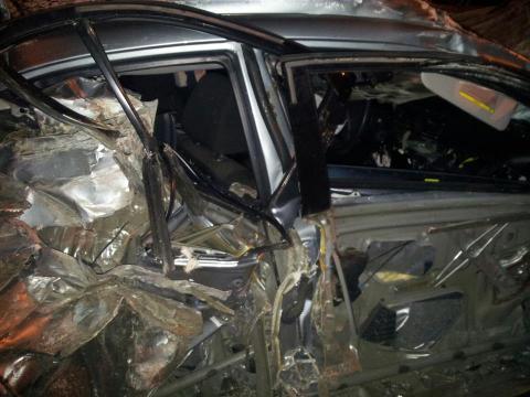 Страшное ДТП под Челябинском: 4 человека погибли в загоревшейся машине