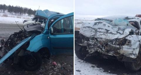 Семья с младенцем погибла в страшном ДТП на трассе Саратов – Пенза