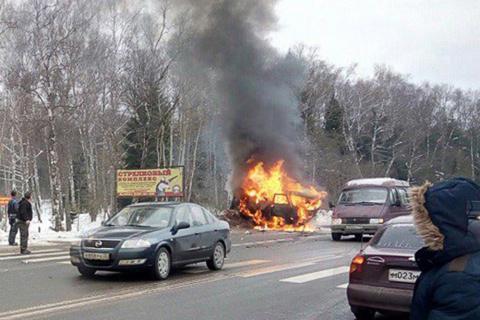 Полиция назвала виновника ДТП в Новой Москве