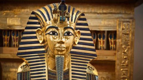Ученые вновь займутся изучением гробницы Тутанхамона