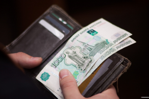 В Росстате заявили, что реальные доходы россиян растут