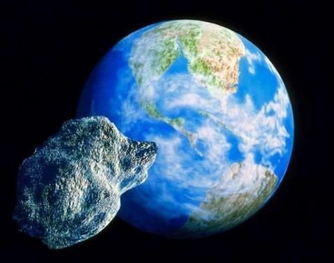 Астероид 2012 ТС4