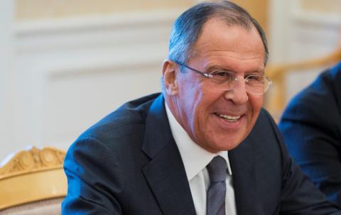 Лавров похвалил журналистов России
