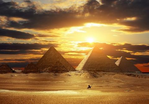 В древних пирамидах использовали электричество - удивительную версию выдвинули исследователи